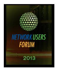 NetworkUsersForum2013