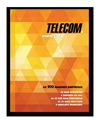 Capa Anuário Telecom 2014