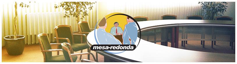 Banner Mesa Redonda