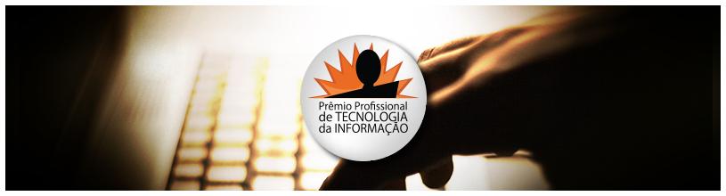 Banner Prêmio Profissionais de TI
